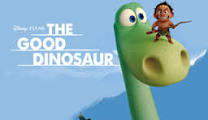 The Good Dinosaur coming to a theatre near you.