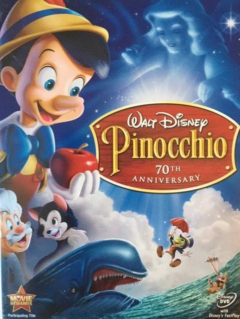 Pinocchio Day 2