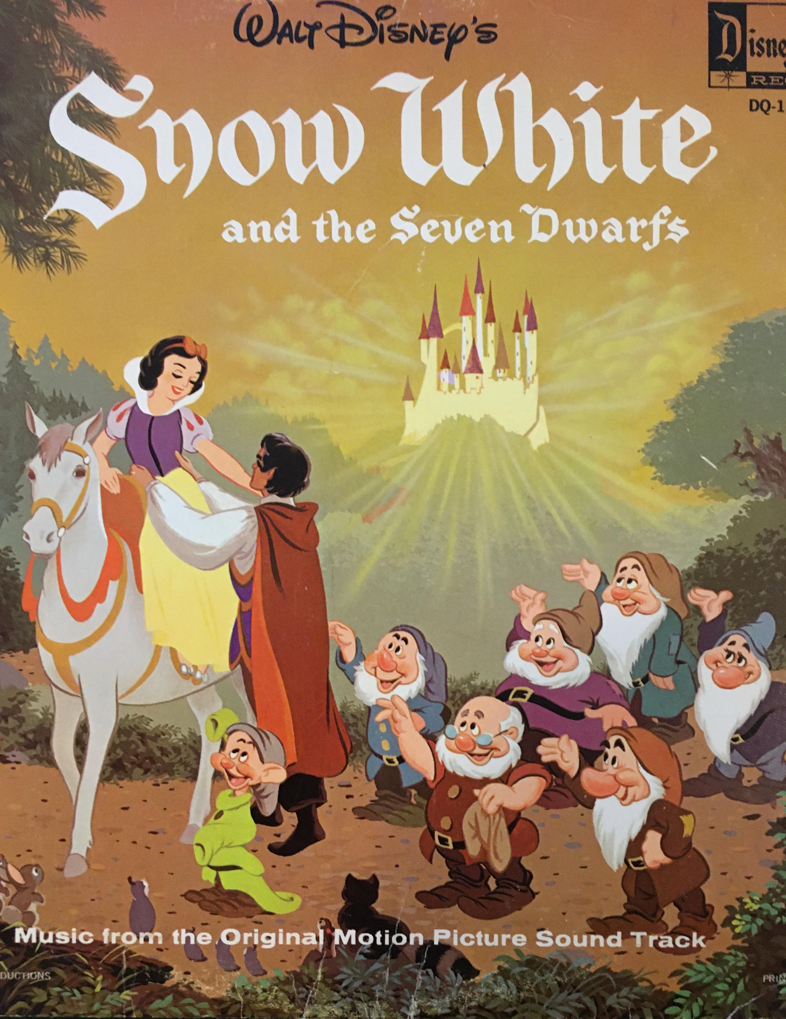 Snow White Movie Night